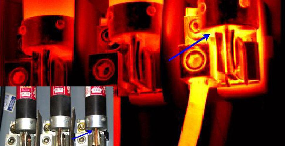 Kay Electric - Servicios Electricos para la industria - Análisis de temperatura en Campo
